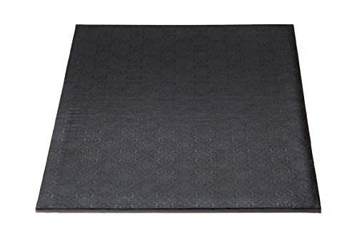 Whalen 12x12 Square Blackdrum1/2thick