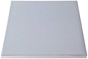 Whalen 16x16 White Squaredrum1/2thick