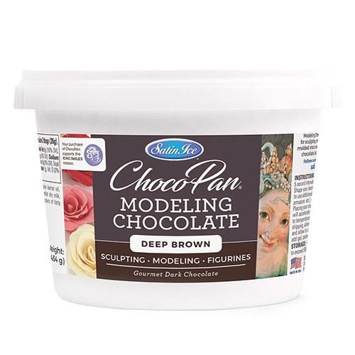 Deep Brown Modeling Chocolate