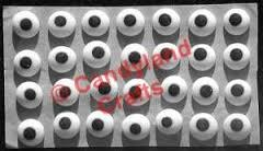 Candy Eyes Medium White (120)