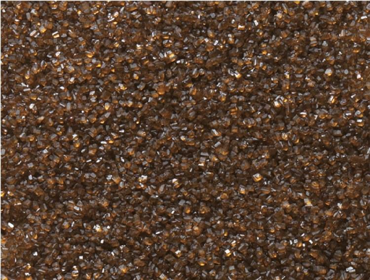 Sanding Sugar Brown 16 Oz