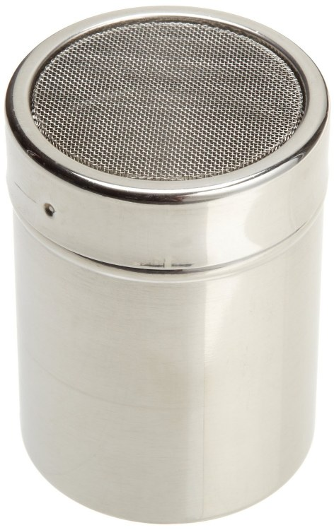 ATECO Stainless Steel Shaker, 10oz