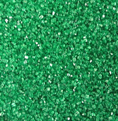 Coarse Sugar Green 4oz