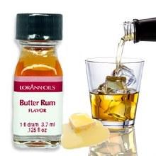 LorAnn Flavoring  Butter Rum 1 Dm