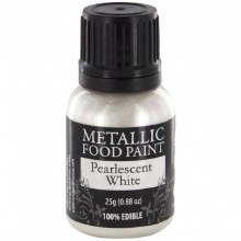 Renshaw Mettalic Food Paint