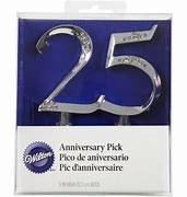 Wilton 25th Anniversary Pick