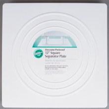 Wilton 12 Square Separator Plate