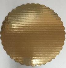 Gold Board 14' Scalloped 6/pkg