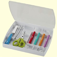 Wilton 7 Pc Deluxe Gumpaste Tool Set