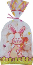 Wilton Bunny With Carrot Bags