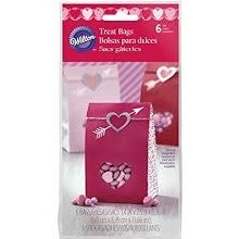 Wilton Valentine Treat Bag/box