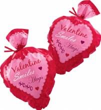 Wilton Valentine Bags: Red W Pink Hea