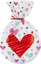 Wilton Valentine Bags: White Bags W A