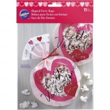 Wilton Party Bags: Hello Valentine