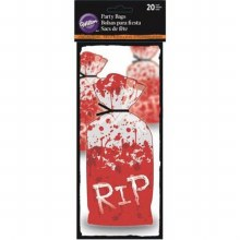 Wilton Std Treat Bag Rip 20/pkg