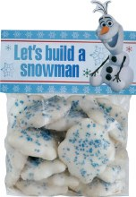 Wilton Frozen Olaf Treat Bags