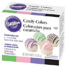 Wilton Garden Candy Colors Set: 1 Oz