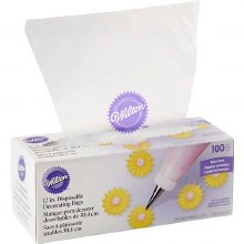 Wilton 12 Inch Disposable Bags / 100