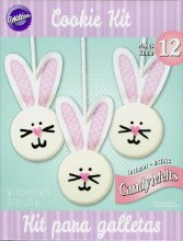 Wilton Easter Bunny Cookie Decorating