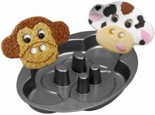 Wilton Non Stick Monkey Cake Pan