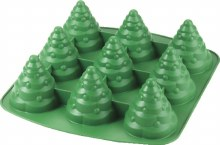 Wilton 3d Silicone Tree Pan