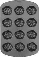 Wilton N/s Mini Rose Pan