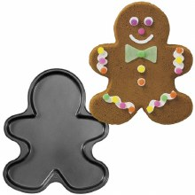 Wilton Giant Gingerbread Boy Cookie P