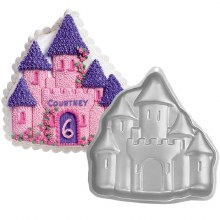 Wilton Enchanted Castle Shaped Pan
