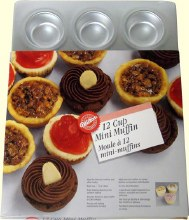Wilton 12-cup Mini Muffin Pan