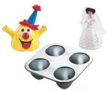 Wilton Mini Wonder Mold Cake Pan
