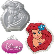Wilton The Little Mermaid Cake Pan