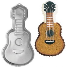 Wilton Guitar Shaped Pan