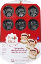 Wilton Elf On The Shelf Face Cookie P