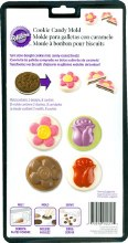 Wilton Flower Cookie Mold 8 Cav