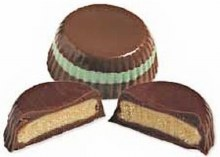 Wilton Peanut Butter Cup Mold