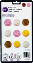 Wilton Roses In Bloom Candy Mold
