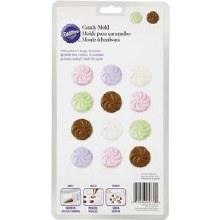 Wilton Mint Discs Candy Molds