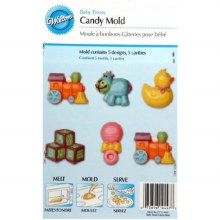 Wilton Wilton Baby Treats Mold