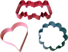 Wilton Morther's Day Cookie Cutter