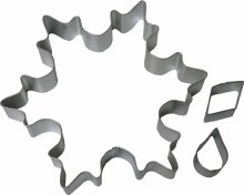 Wilton Snowflake Cookie Cutter Set