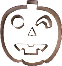 Wilton Pumpkin 5 Pc Cookie Cutter Set