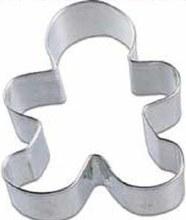 Wilton Metal Cutter: Gingerbread Boy