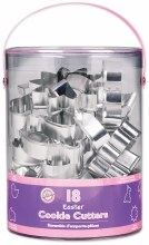 Wilton Easter 18 Pc Cookie Cutter Set