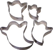 Wilton Nesting Metal Ghost Cutters/4
