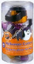 Wilton Halloween Colored Cutter Set/9