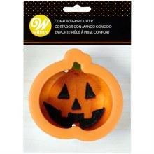 Pumpkin Comfort Grip