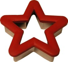 Wilton Comfort Grip Cutter: Star