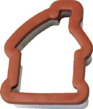 Wilton Comfort Grip Cutter: Gingerbre