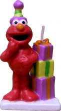 Wilton Elmo Candle