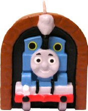 Wilton Thomas The Tank Engine Candle